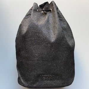 Victoria's Secret Limited Edition Glitter Backpack